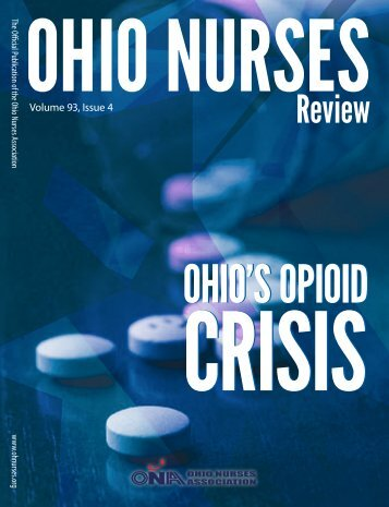 Ohio Nurses Review -  December 2018 - Part 1