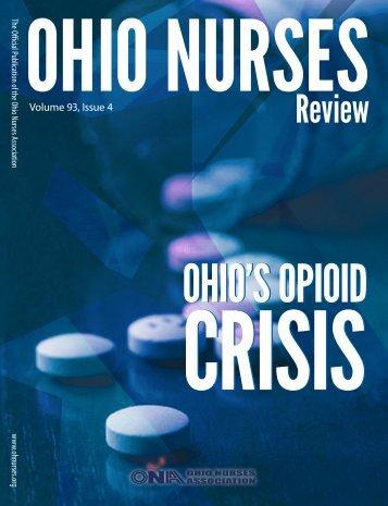 Ohio Nurses Review -  December 2018 - Part 1