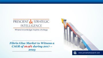 Fibrin Glue Market Analysis 2023