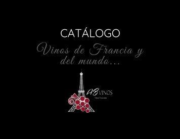Catálogo AB Vinos