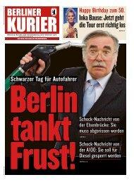 Berliner Kurier 21.11.2018