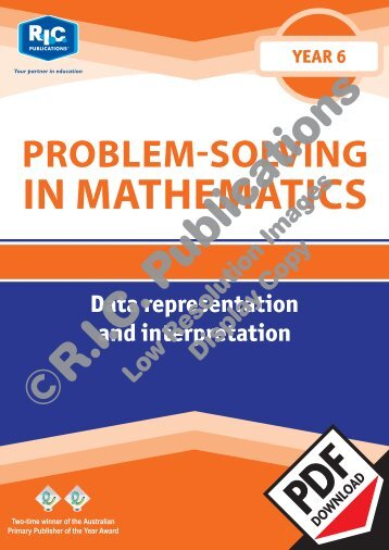 20775_Problem_solving_Year_6_Data_representation_and_interpretation