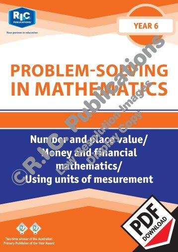 20781_Problem_solving_Year_6_Number_and_place_value_Money_and_financial_mathematics_Using_units_of_measurement