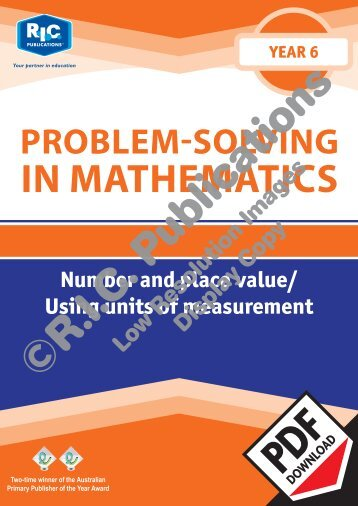 20783_Problem_solving_Year_6_Number_and_place_value_Using_units_of_measurement
