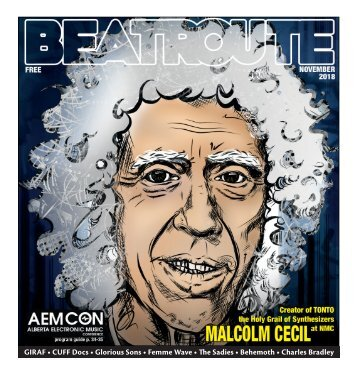BeatRoute Magazine AB Edition November 2018
