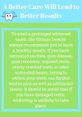 What Creates Discolouration of Your Teeth And How To Treat It? - Page 5