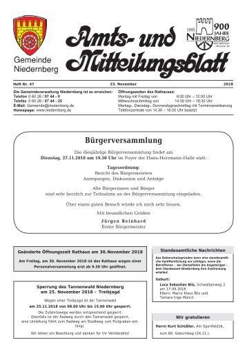 amtsblattn47