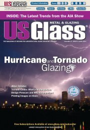 June 2012 - USGlass Magazine