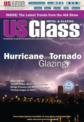 June 2012 - USGlass Magazine