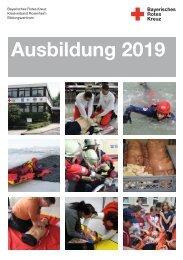 Ausbildungskalender 2019