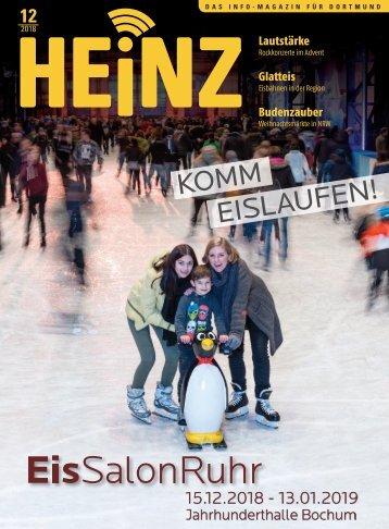 12-2018 HEINZ MAGAZIN Dortmund