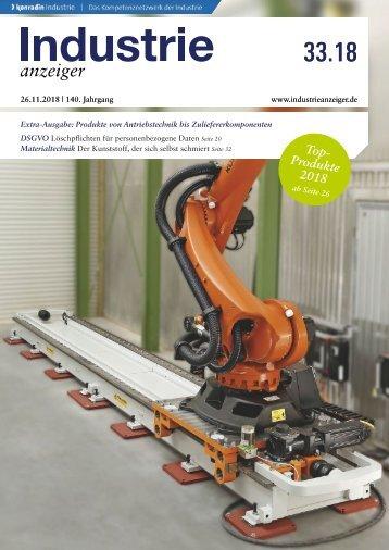 Industrieanzeiger 33.18