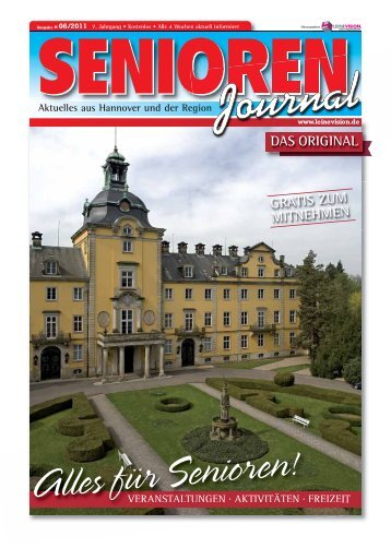 Senioren Journal 06/2011 - LeineVision.