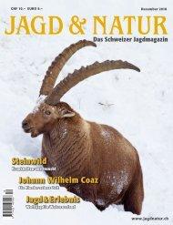 Jagd & Natur Ausgabe Dezember 2018 | Vorschau