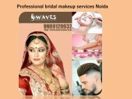 Professional bridal makeup services noida-converted