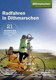 Radfahren in Dithmarschen 2018