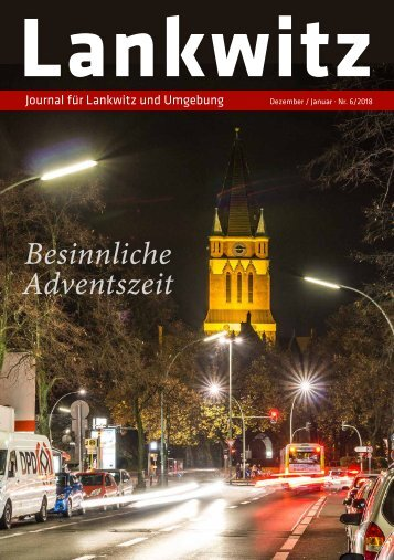 Lankwitz Journal Dez/Jan 2018