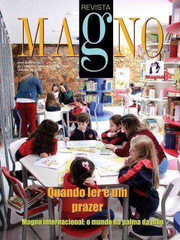 Revista Magno - 2018