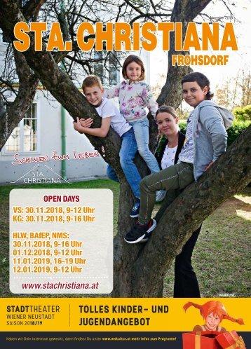 Sta. Christiana - 2018.11.22