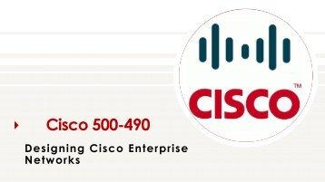 500-490 VCE Test Dumps Questions