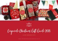 Christmas Corporate Gift Guide 2018