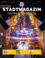Stadtmagazin Dezember 2018