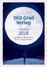 360 Grad Verlag Vorschau Herbst 2018