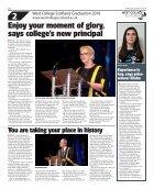 WCS Paisley Graduation Supplement 2018 - Page 2