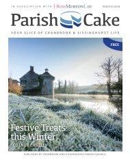 Parish Cake - Winter 2018