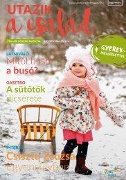 Utazik a család magazin 2018. Tél