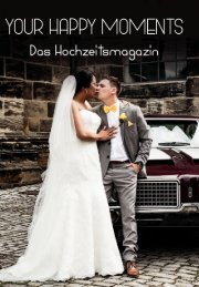 Your Happy Moments Hochzeitsmagazin 2018 Web