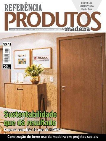 *Setembro/2018 - Produtos de Madeira 46