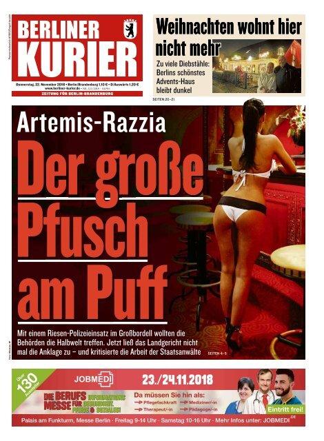 Berliner Kurier 22.11.2018