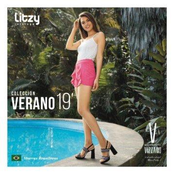 Litzy - Moda Brasileras Verano 19