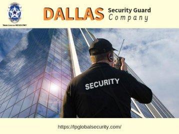 dallas security guard company-converted