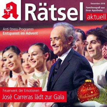"Leseprobe ""Rätsel-aktuell"" Dezember 2018"