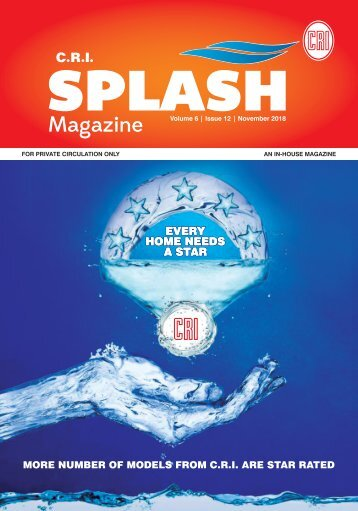 Splash Nov issue