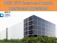 PBEL City Hyderabad | Book new apartments