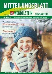 Wendelstein + Schwanstetten - Dezember 2018
