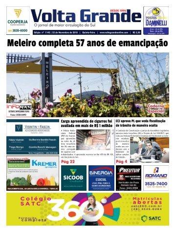 Jornal Volta Grande | Edição 1142 /Região
