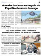 Jornal Volta Grande | Edição1142 Forq/Veneza - Page 4