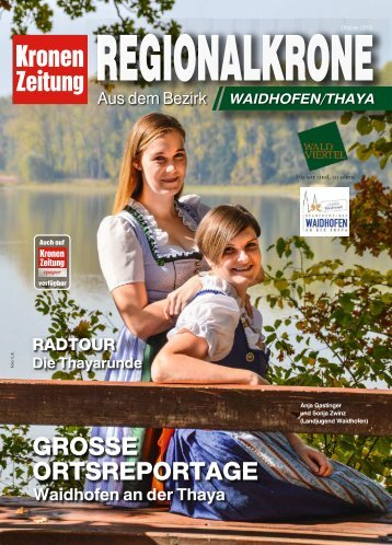 Regionalkrone Waidhofen 2018-10-21
