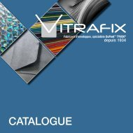 CATALOGUE VITRAFIX 2018
