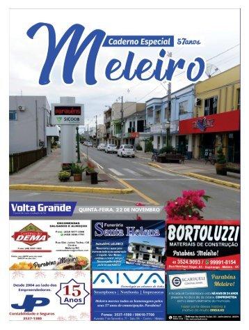 Especial Meleiro 2018