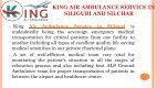 Take King Air Ambulance in Siliguri and Silchar with Giveaway Price Rate - Page 2