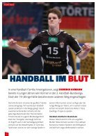 Hallenheft   Handball Sport Verein Hamburg vs. TV Hüttenberg - Seite 4