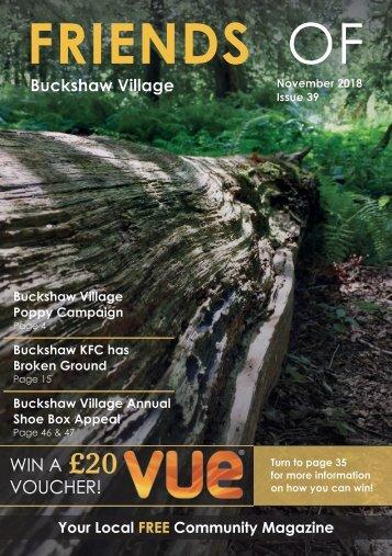 Issue 39 - FRIENDS OF BUCKSHAW VILLAGE