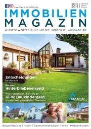MAKRO Immobilien Magazin Ausgabe 20