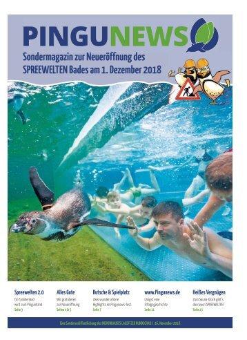 PINGUNEWS / Spreewelten-Magazin zur Wiedereroeffnung