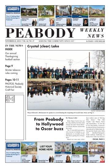Peabody 11-22